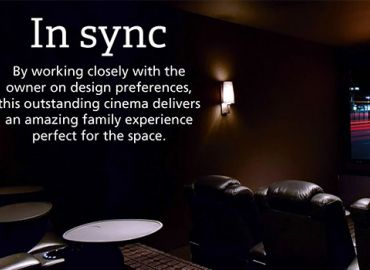 Signature Cinema Design - In Sync